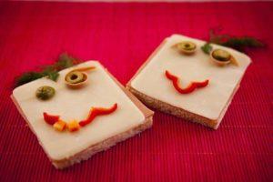 Μια από τις καταπληκτικές δημιουργίες των παιδιών που φτιάχνουν στα εργαστήρια μαγειρικής της mama's taper
